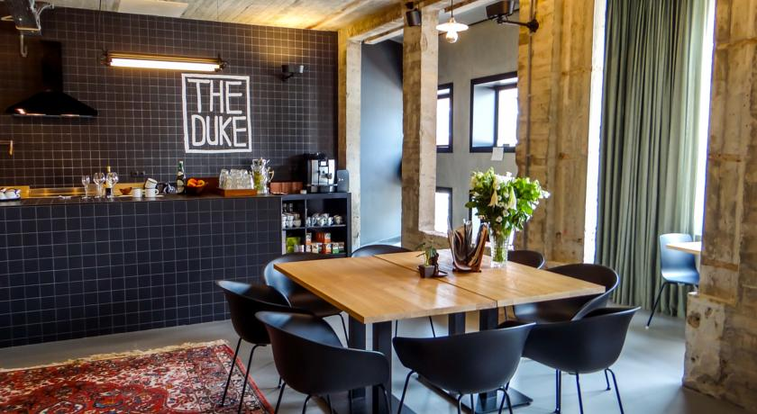 The Duke Boutique Hotel – Bar