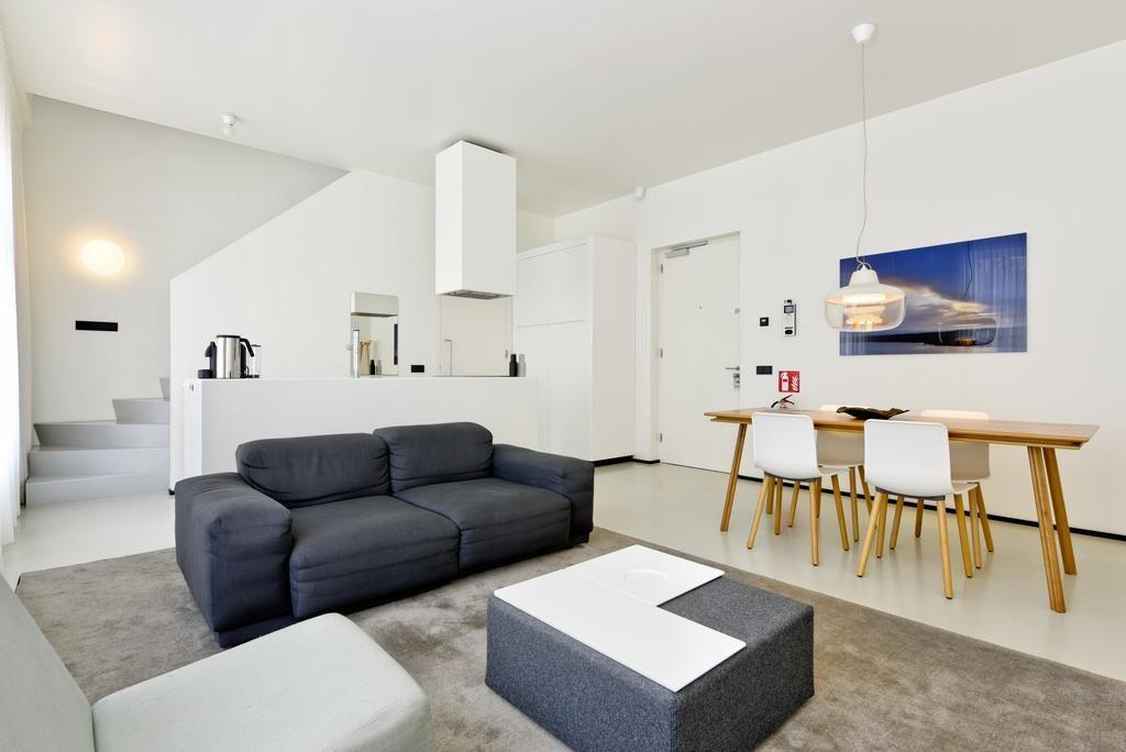 Urban Residences Maastricht – Aparte woonkamer