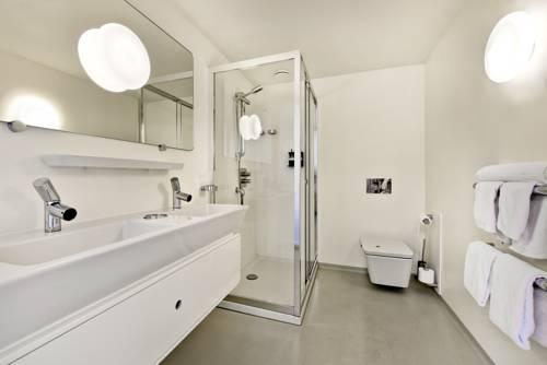 Urban Residences Maastricht – Badkamer