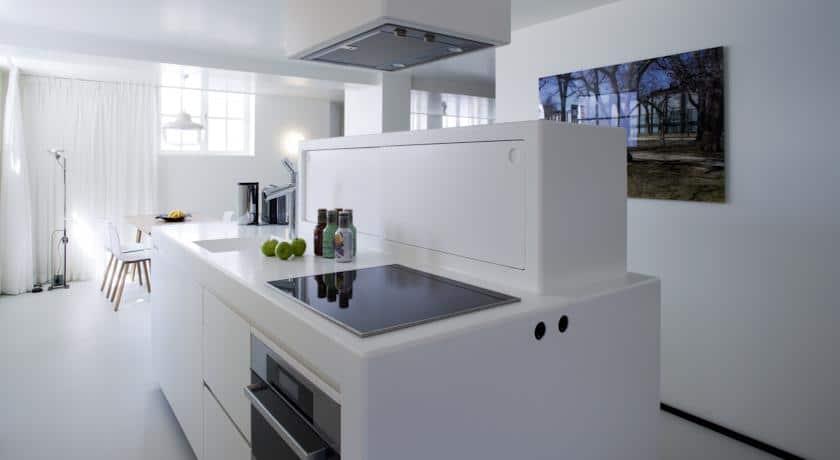 Urban Residences Maastricht – Keuken
