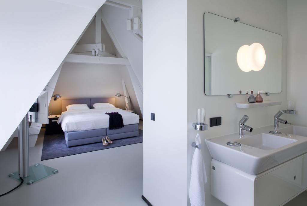 Urban Residences Maastricht – Suite Slaapkamer
