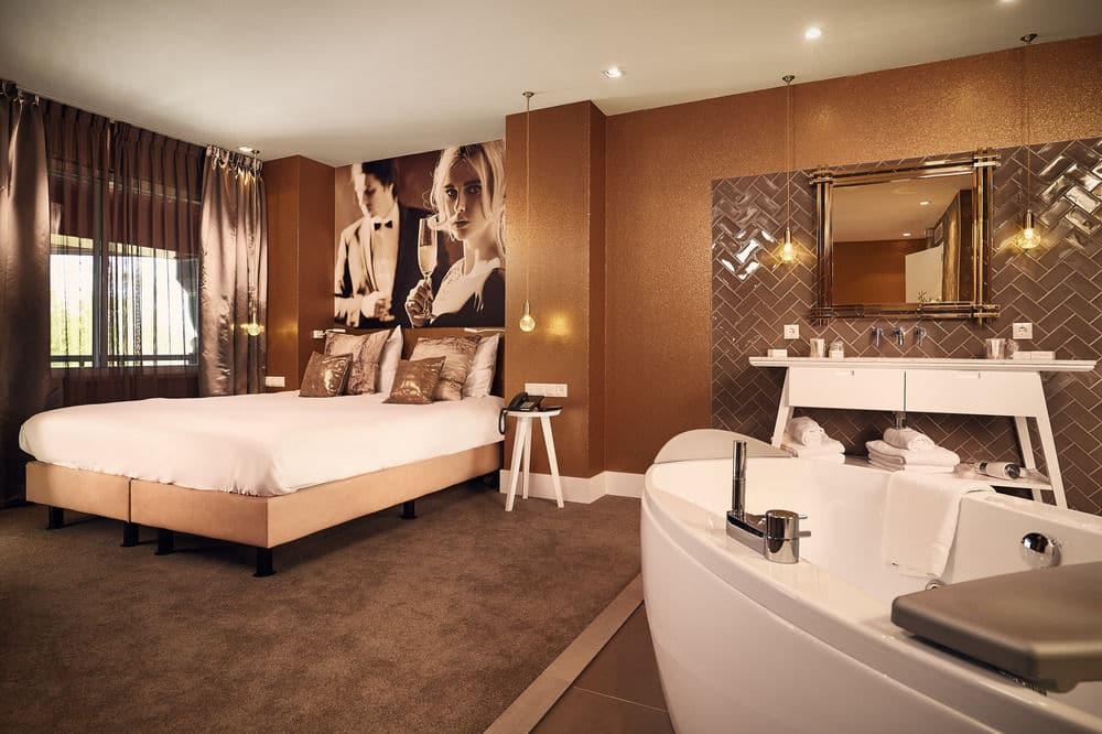 Van der Valk Hotel Breukelen – Champagne Suite