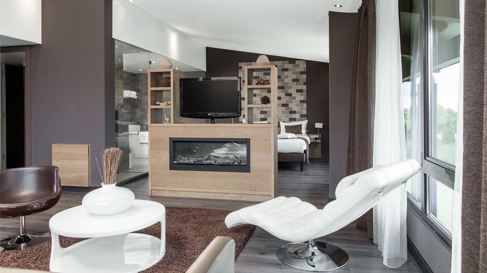 Van der Valk Hotel Breukelen – Sauna Suite
