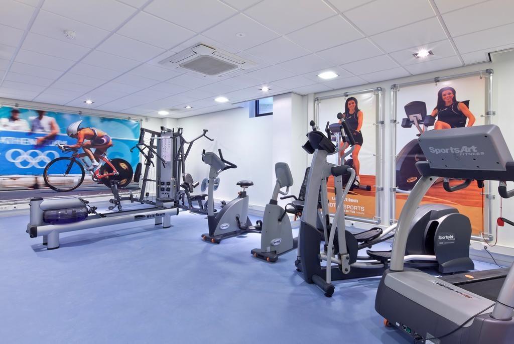 Van der Valk Hotel Leiden – Fitnessruimte