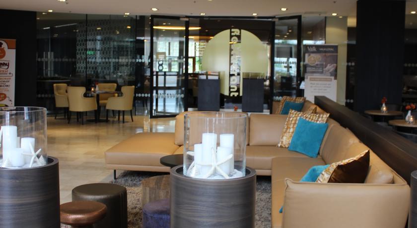 Van der Valk Hotel Maastricht – Lobby