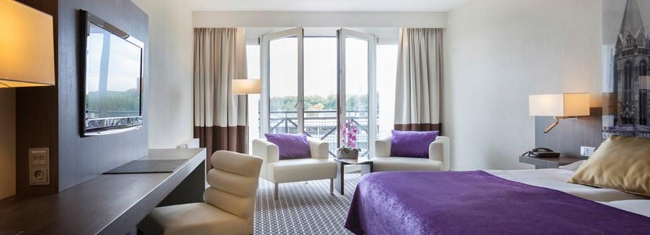 Van der Valk Hotel Maastricht – Royal Suite