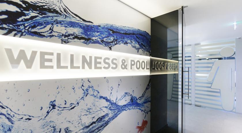 Van der Valk Hotel Maastricht – Wellnessfaciliteiten