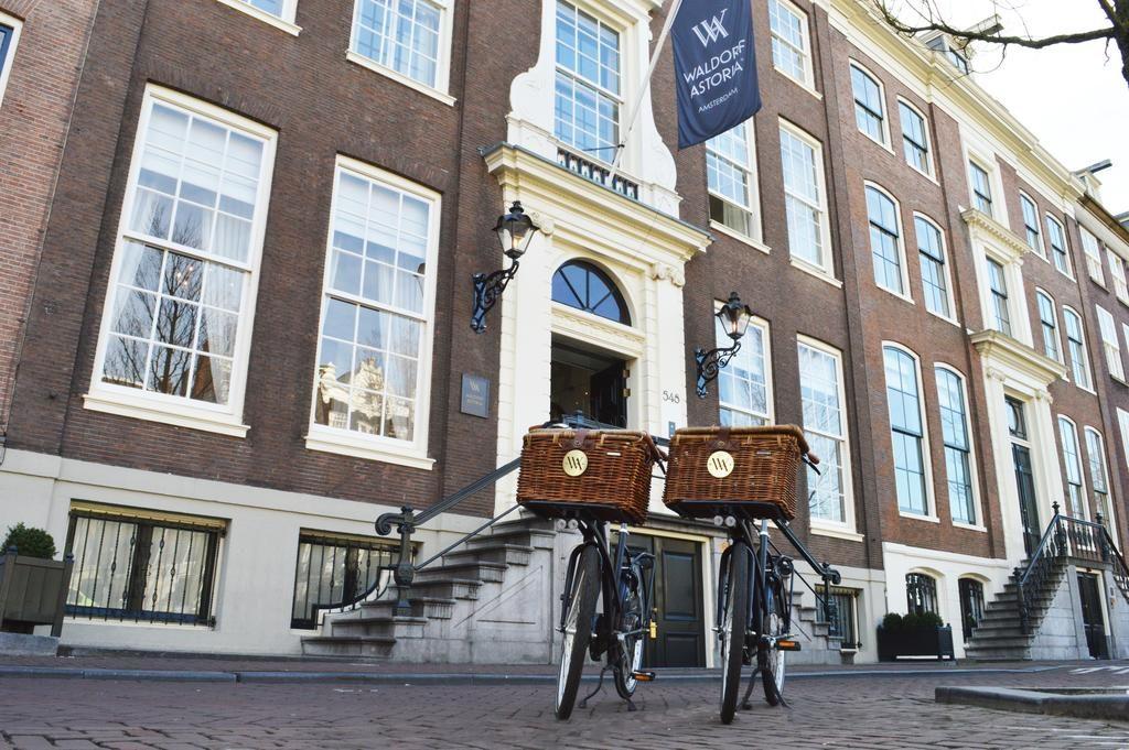 Waldorf Astoria Amsterdam – Hotel