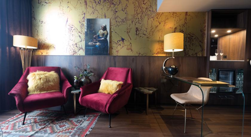 Apollo Hotel Amsterdam – Design Suite