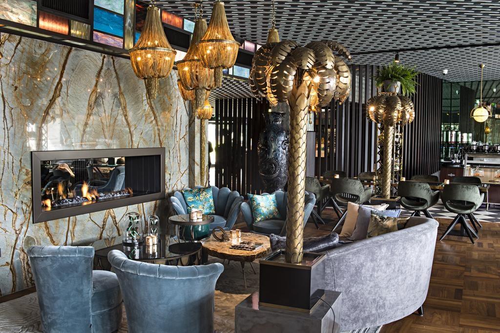 Apollo Hotel Amsterdam – Lobby