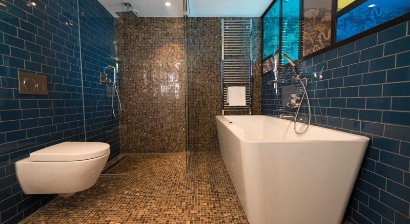 Apollo Hotel Amsterdam – Suite met uitzicht