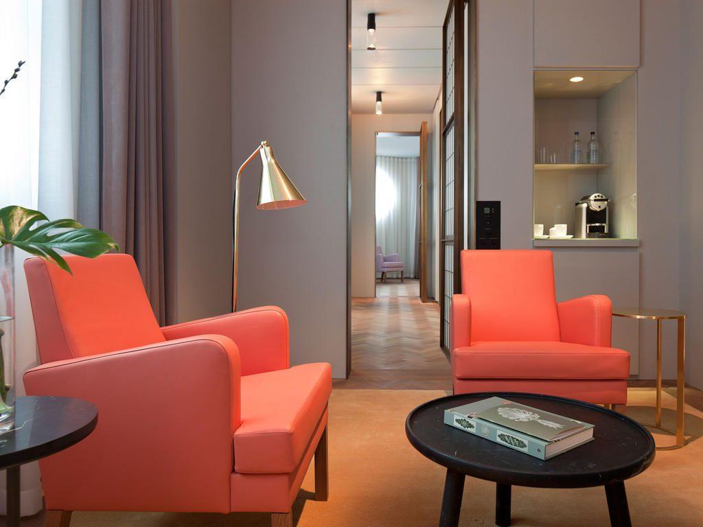 Hotel Café Royal – Suite met 1 slaapkamer