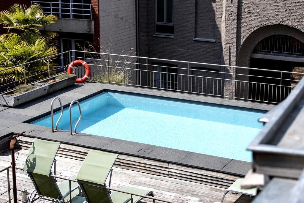 Hotel Harmony – Zwembad