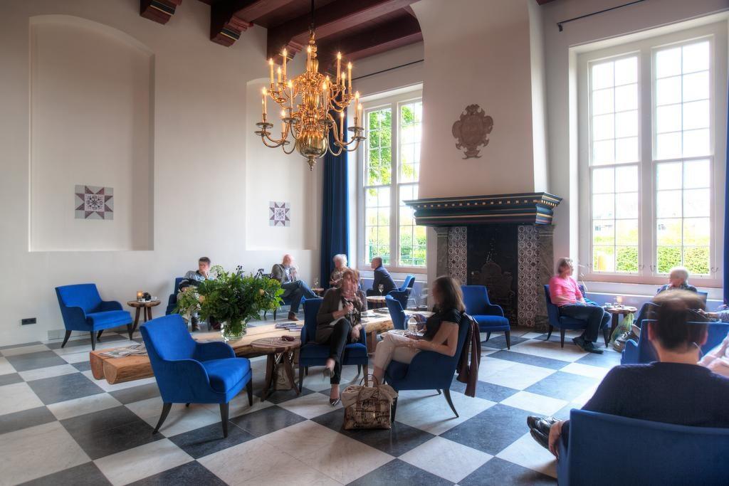 Hotel Prinsenhof – Lobby