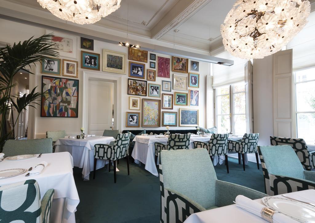 Hotel Van Cleef – Restaurant