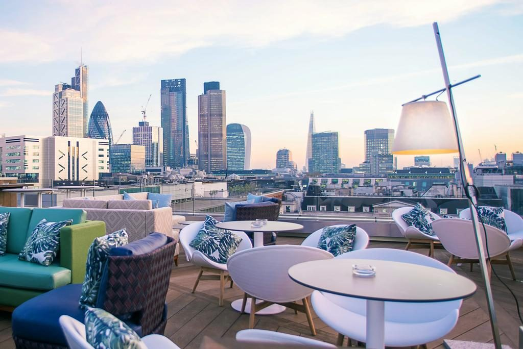 Montcalm Royal London House – City of London – Bar