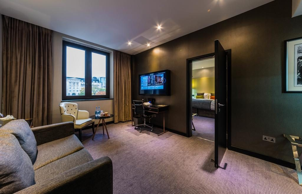 Montcalm Royal London House – City of London – Familie Suite