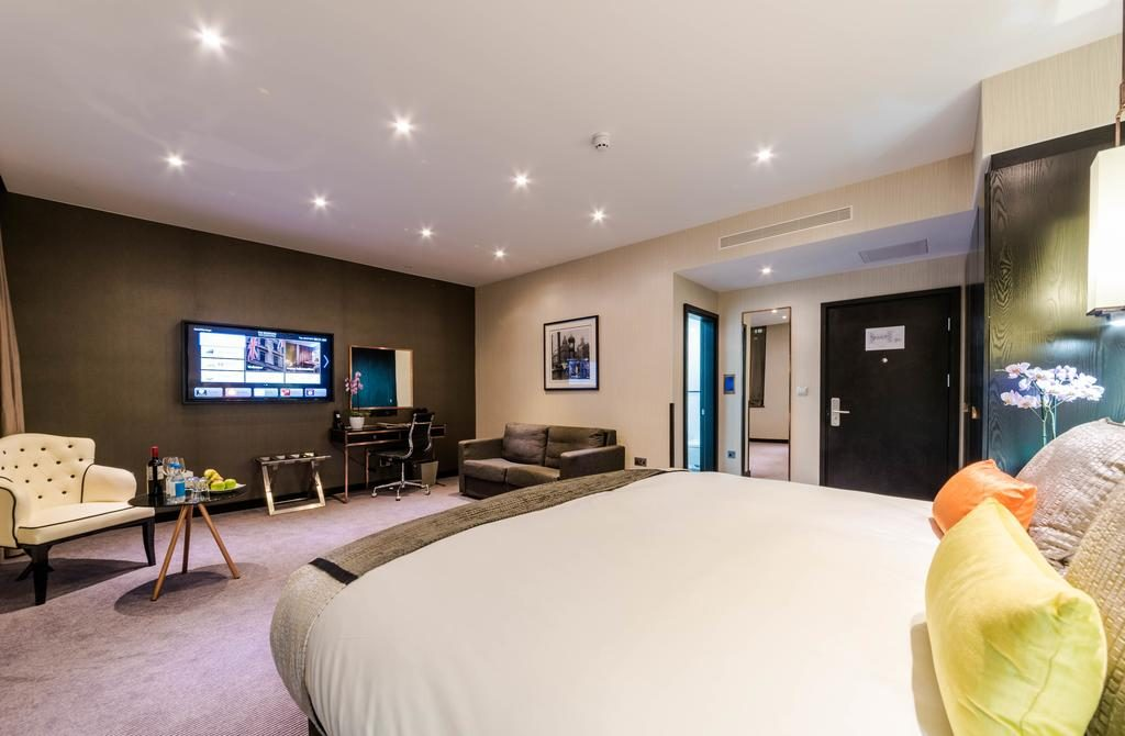 Montcalm Royal London House – City of London – Junior Suite