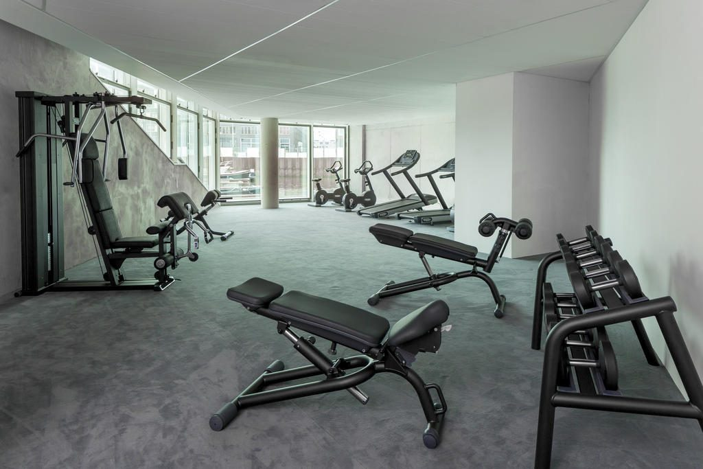 Room Mate Aitana – Fitnesscentrum