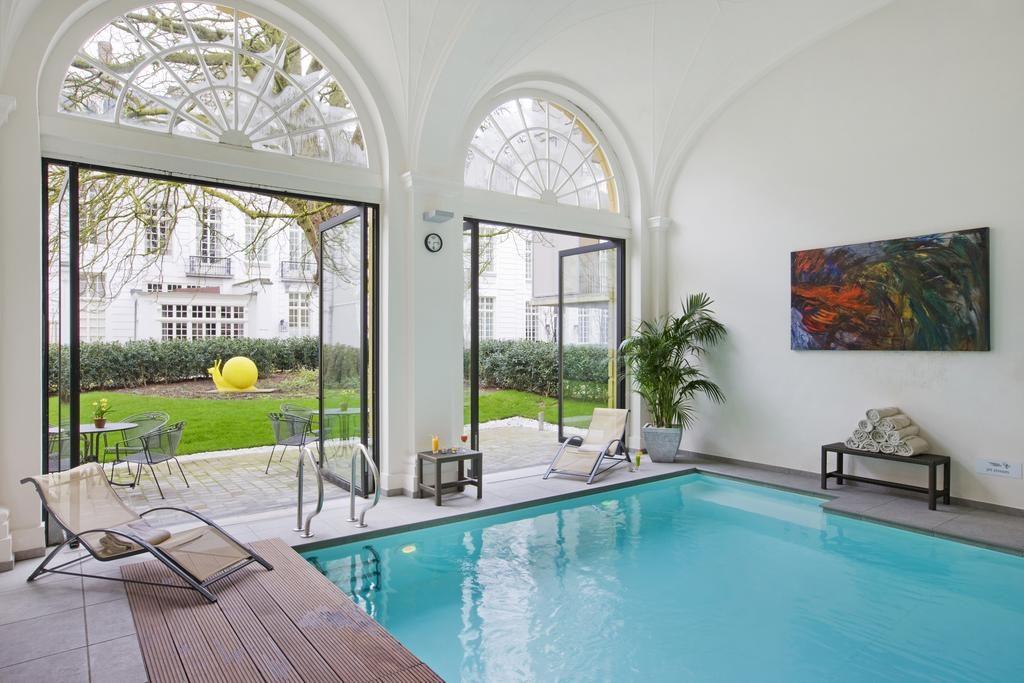 Sandton Grand Hotel Reylof – Zwembad