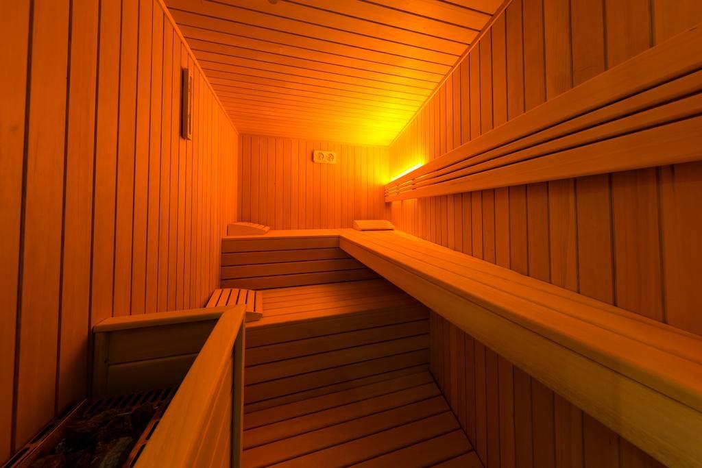 Secret Suites Brussels Royal – Sauna