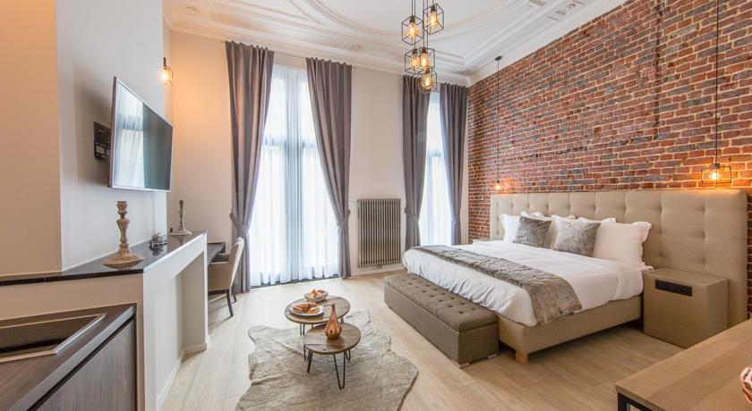 Secret Suites Brussels Royal – Suite