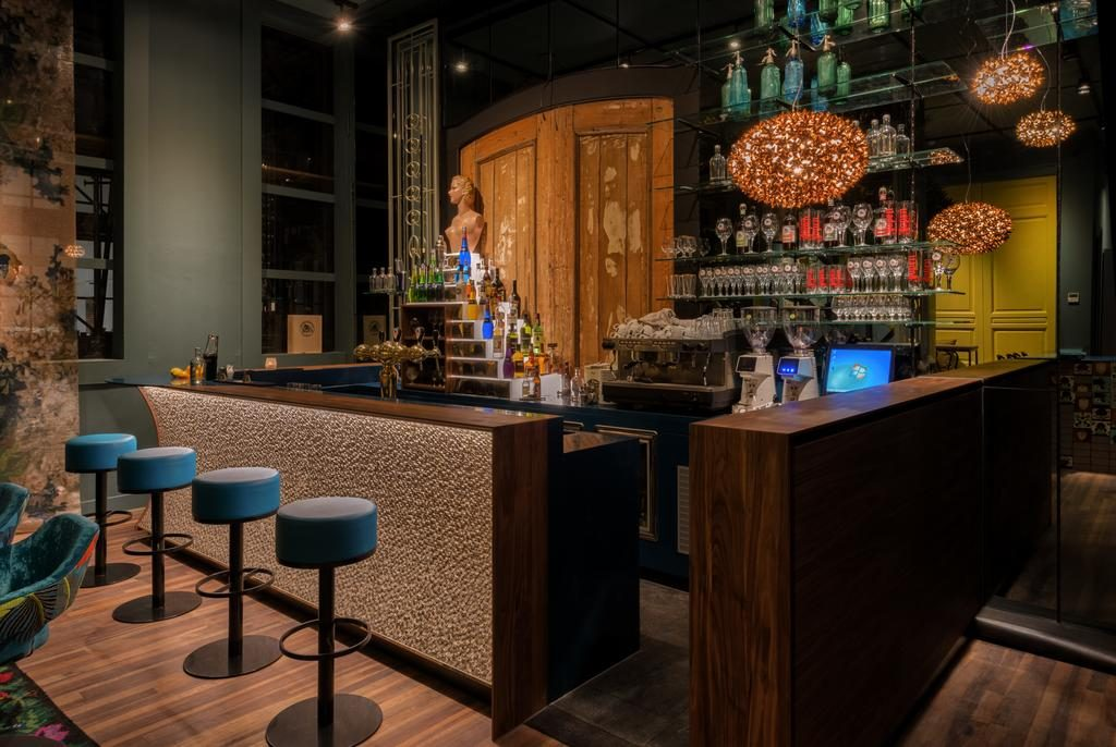 Boutiquehotel Staats – Bar