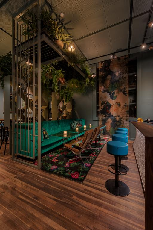 Boutiquehotel Staats – Lounge