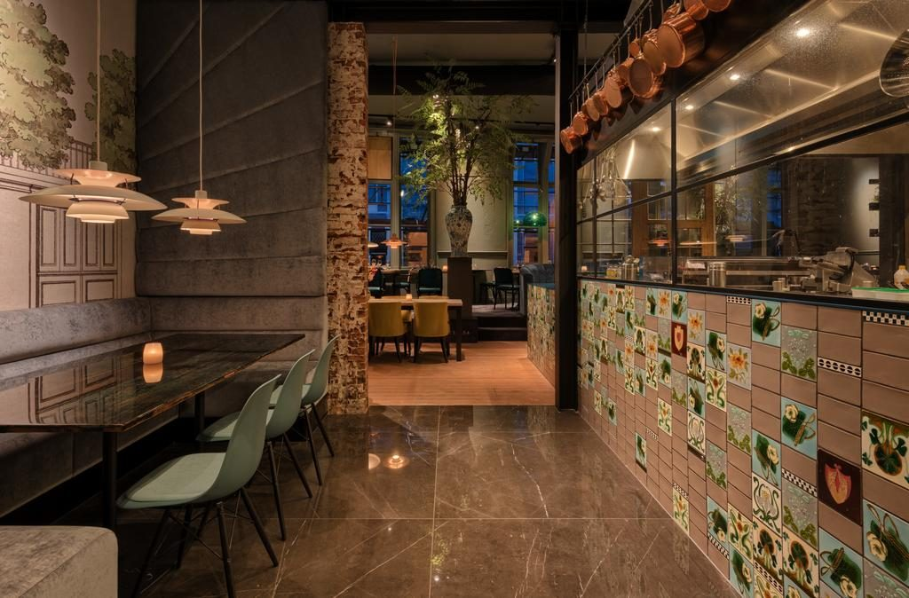 Boutiquehotel Staats – Restaurant