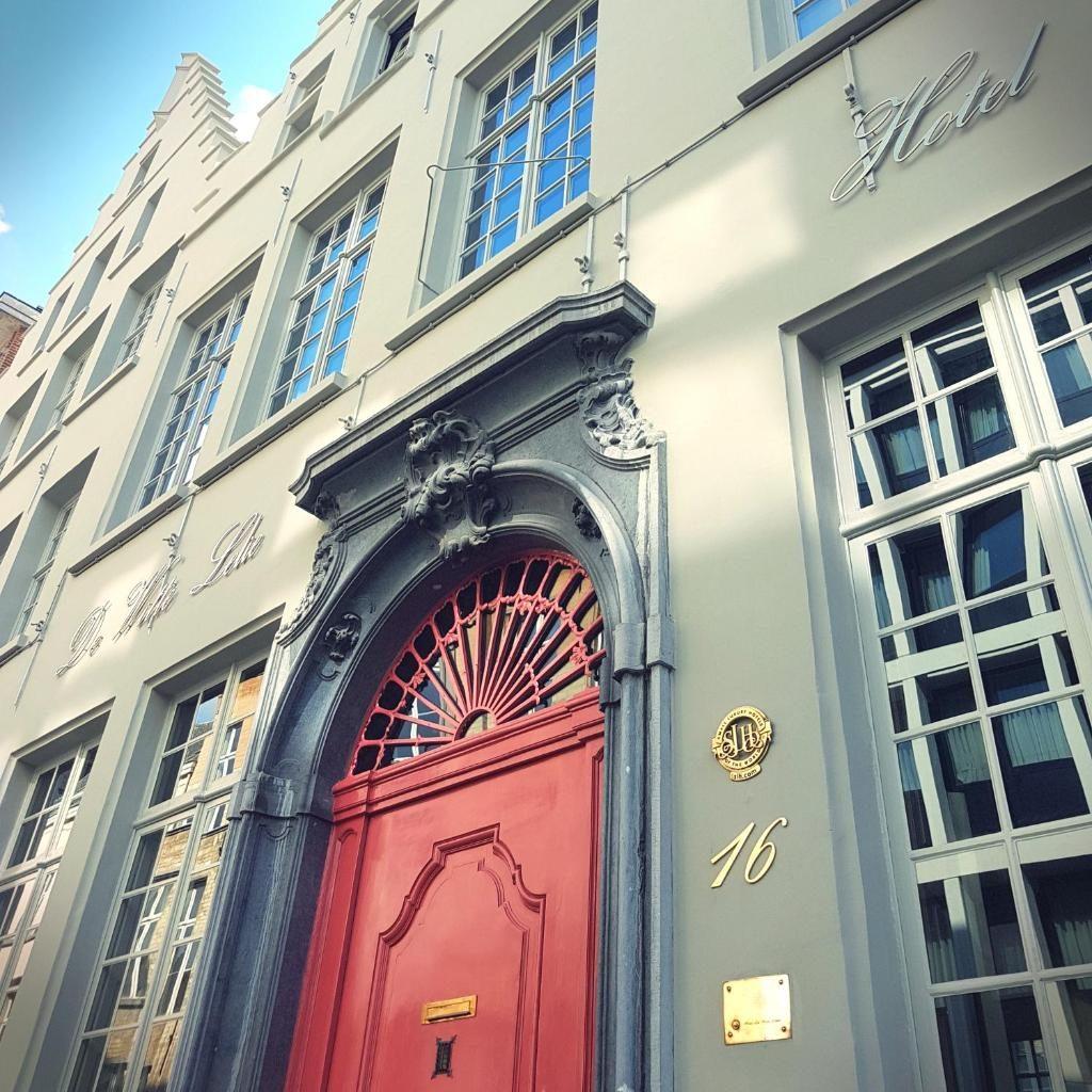 Small Luxury & Boutique Hotel De Witte Lelie – Boetiekhotel Antwerpen