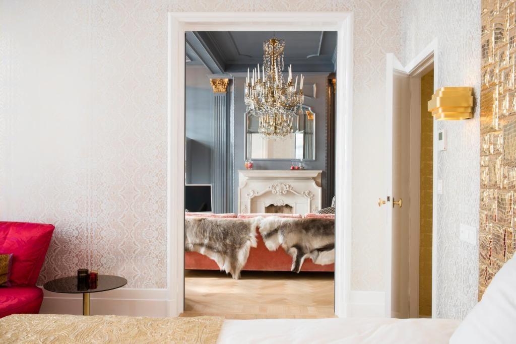 Small Luxury & Boutique Hotel De Witte Lelie – Bruidssuite