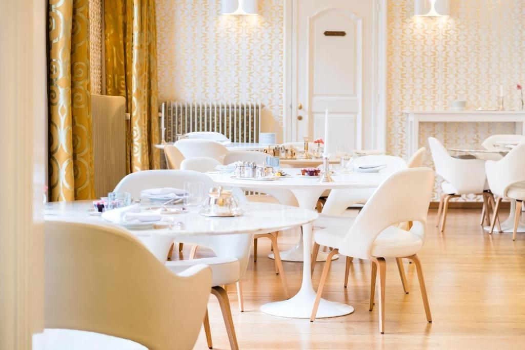 Small Luxury & Boutique Hotel De Witte Lelie – Eetkamer
