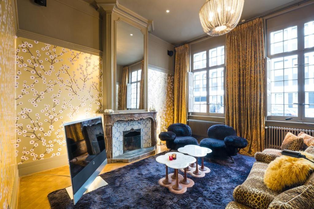 Small Luxury & Boutique Hotel De Witte Lelie – Lounge