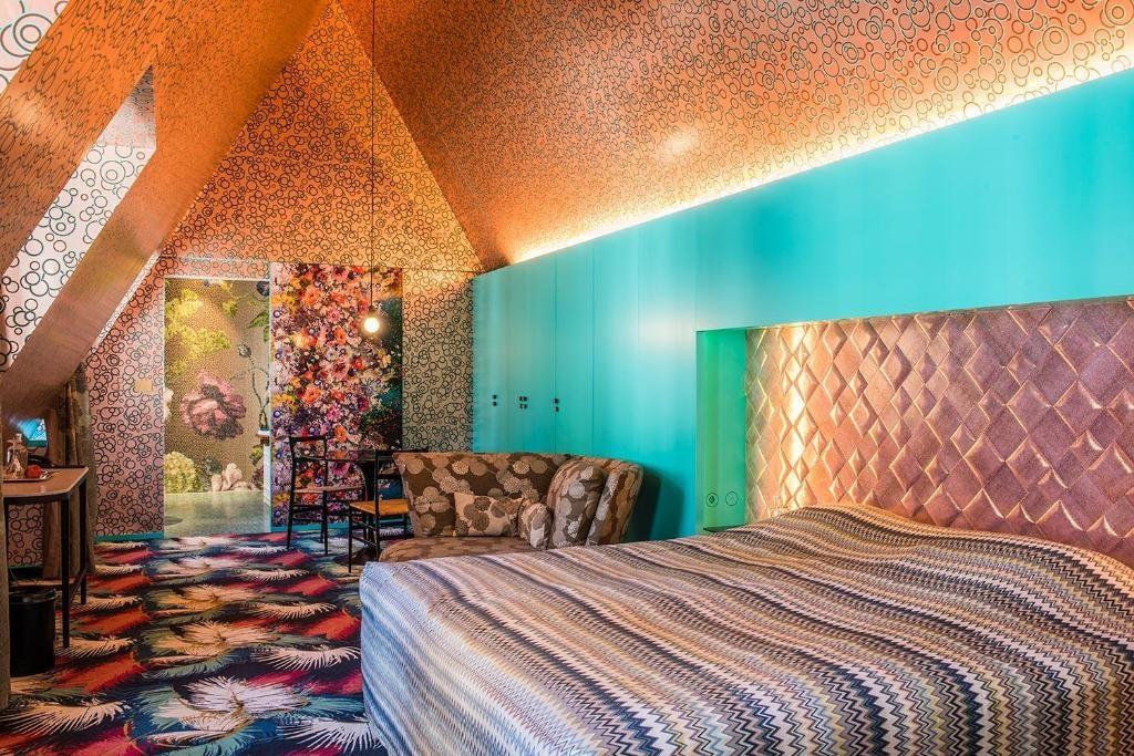 Small Luxury & Boutique Hotel De Witte Lelie – Luxe suite