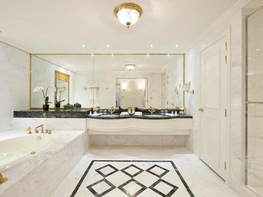 Steigenberger Wiltcher's – Badkamer suite
