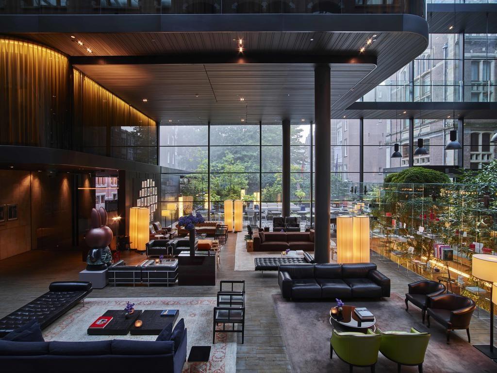 Conservatorium Hotel – lobby