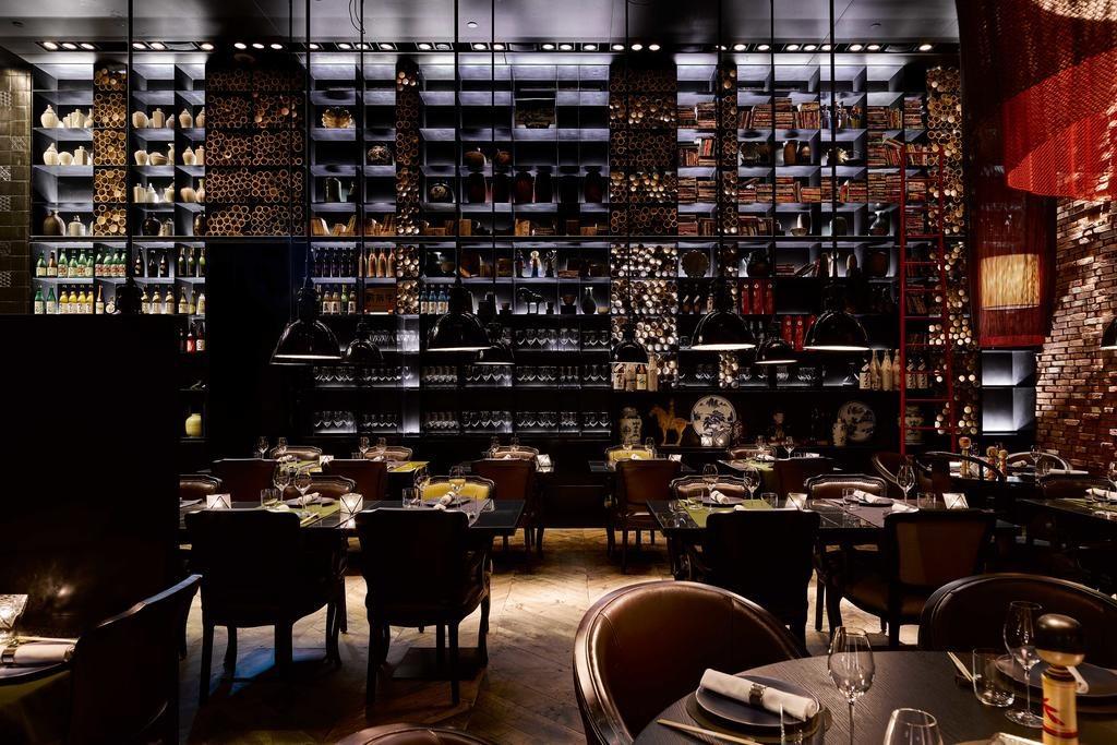 Conservatorium Hotel – restaurant