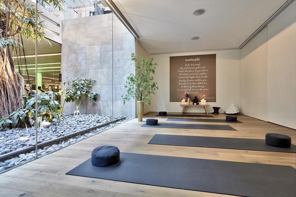 Conservatorium Hotel – yoga