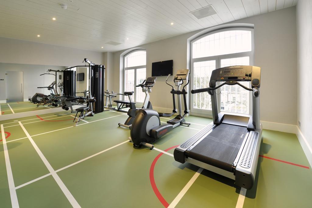 Het Arresthuis – fitnessruimte