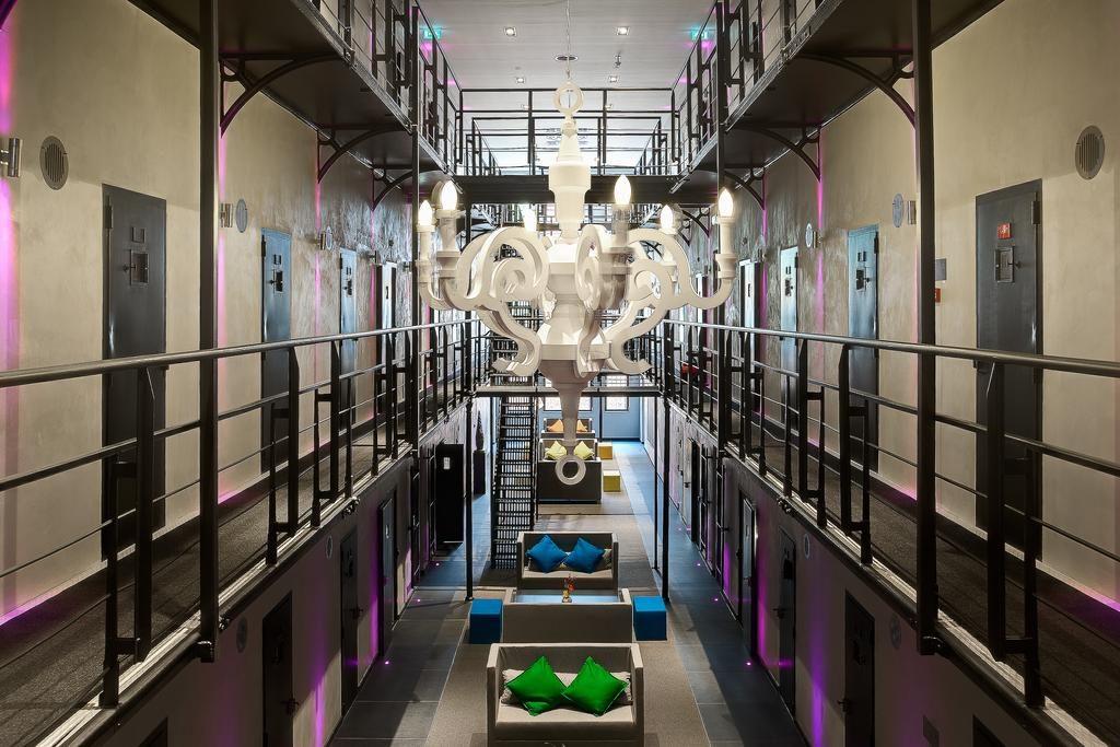 Het Arresthuis – hal