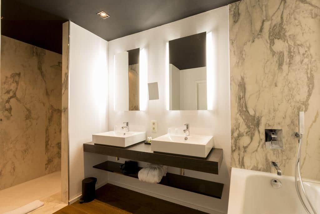 Hotel Rubens Grote Markt – Junior Suite met Terras