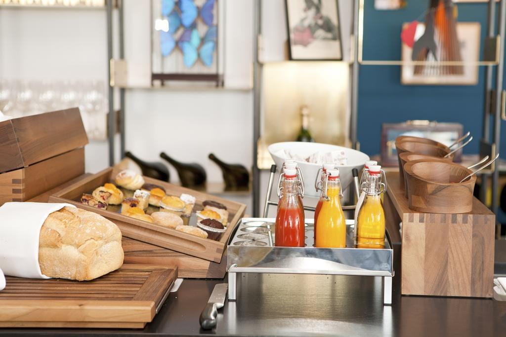 Vesper hotel – ontbijt