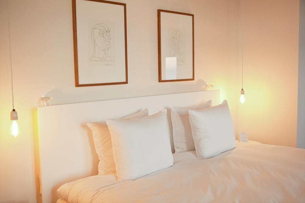 Vesper hotel – terras suite