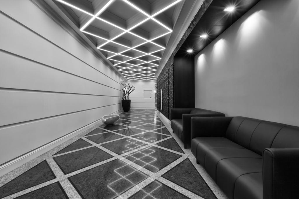 Hotel Dux – hal