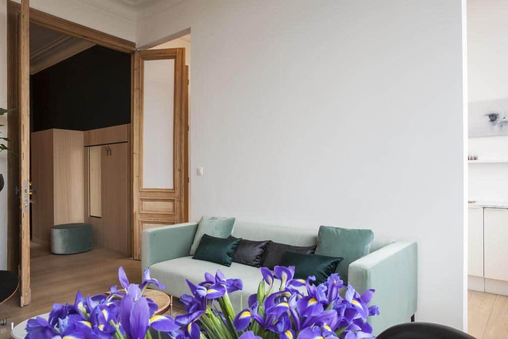 Kaai11 Cityflats & Rooms – Executive Suite met uitzicht op de rivier