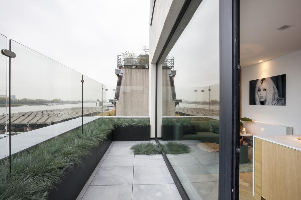 Kaai11 Cityflats & Rooms – Suite met Terras