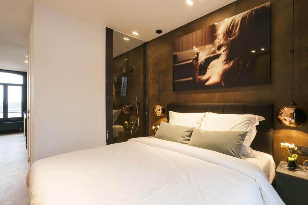 Kaai11 Cityflats & Rooms – Suite met rivierzicht
