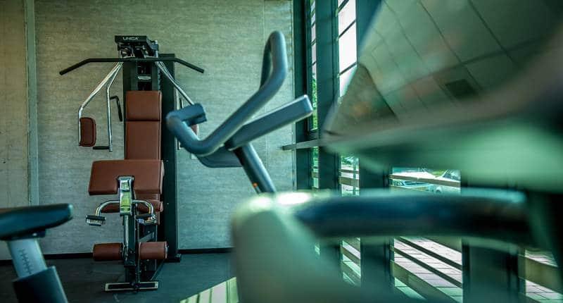Apollo Hotel Groningen – fitnesscentrum