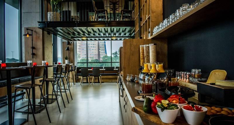 Apollo Hotel Groningen – restaurant