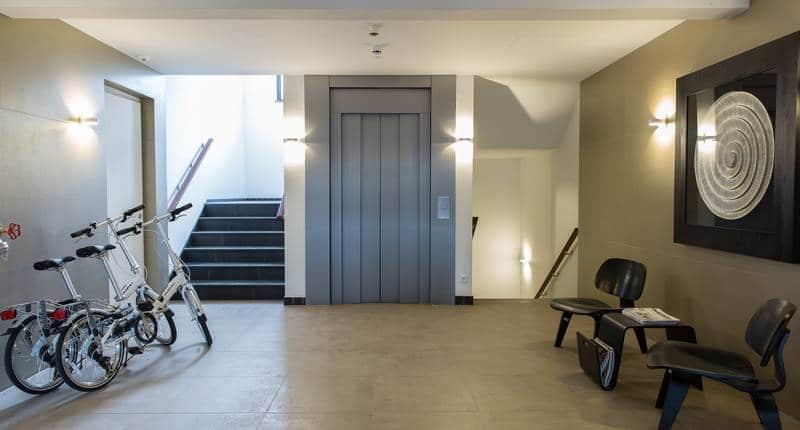B-aparthotel Kennedy – hal